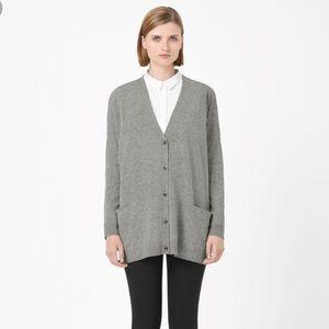 Sweaters - COS oversized Wool Cardigan